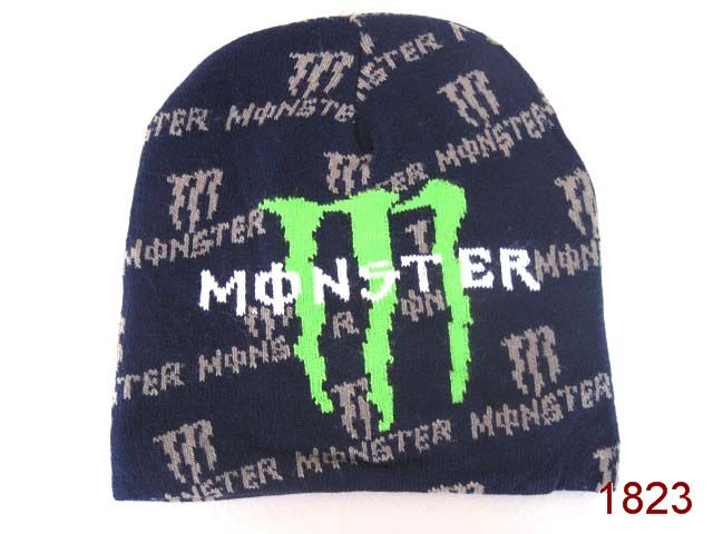 Monster Energy Beanie Navy 2 SG